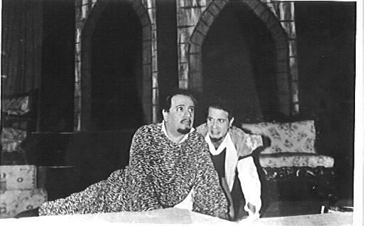 Utpal Dutt as Othello