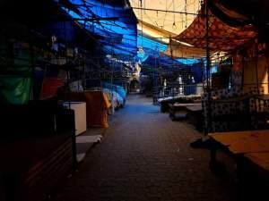 Gariahat market during pandemic Sirsho Bandyopadhyay
