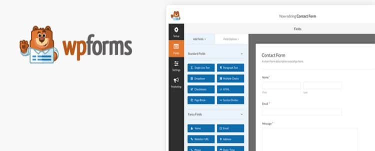 WP forms for WordPress