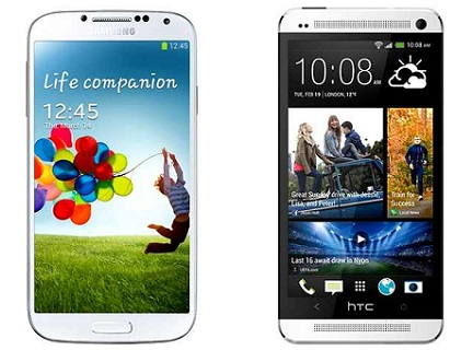Samsung-Galaxy-S4-vs-HTC-One