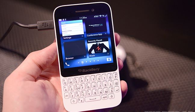 blackberry q5...........