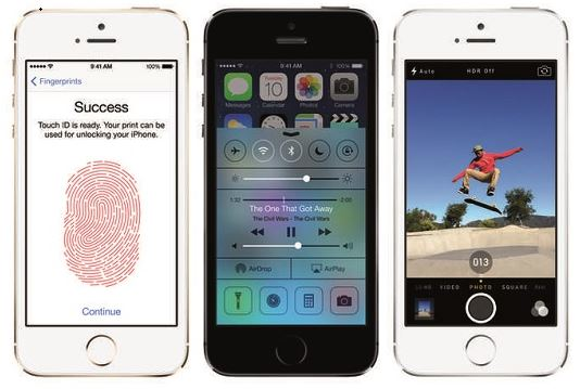 iPhone 5s image.........