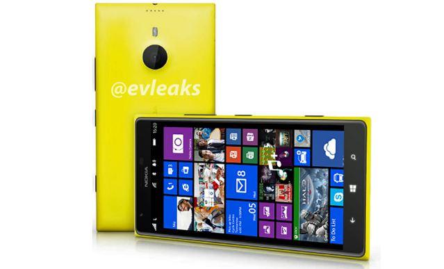 lumia 1520 leaked....