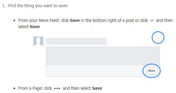 fb save