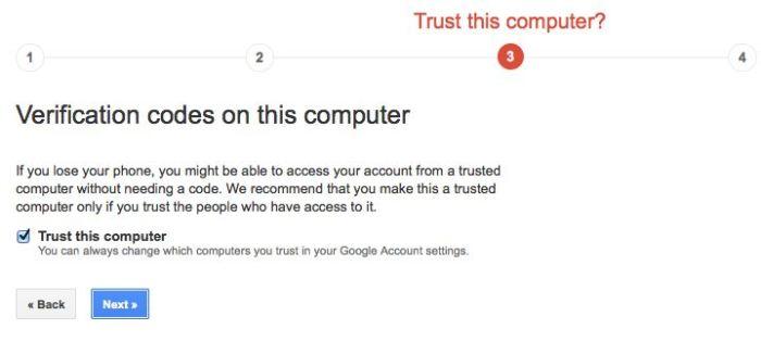 2 step verify gmail 4