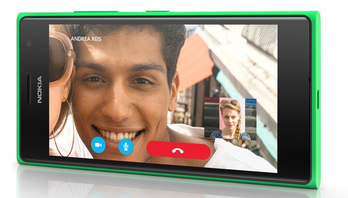 Lumia735_Skype ..