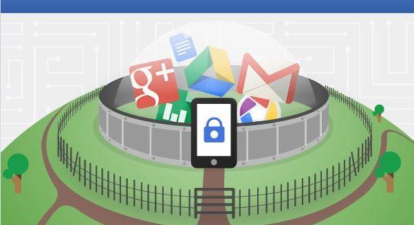 google security 2 step verification