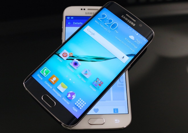 galaxy s6 and galaxy s 6 edge 2