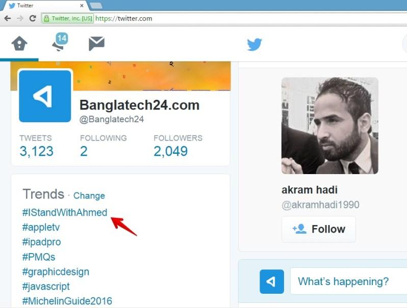 twitter ahmad hashtag 2