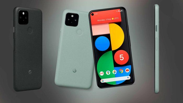 গুগল পিক্সেল ৫ - Google Pixel 5