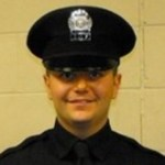 Officer Ben Paradis