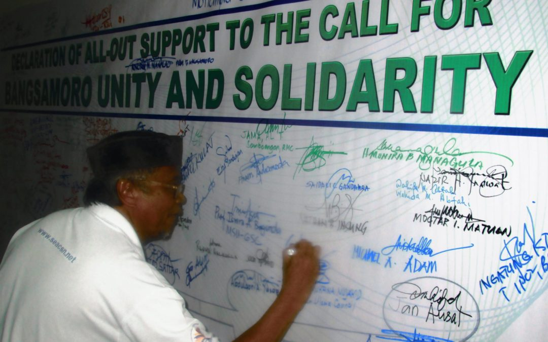 Bangsamoro Unity and Solidarity Program