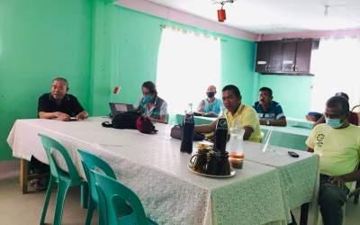 CSOs BRAINSTORMED ON ACCOMPANIMENT OF THE SGA IN NORTH COTABATO