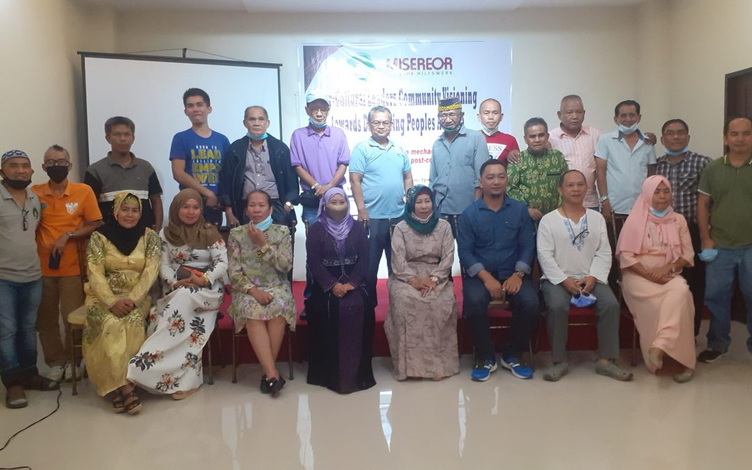CBCS EMBARKS ON ITS SOCIAL COHESION PROGRAM
