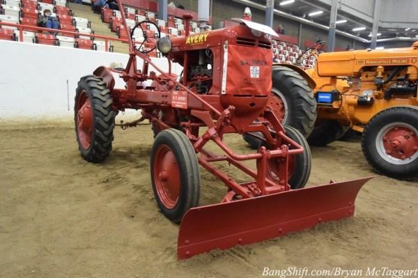 2015 Wku Antique Tractor Show