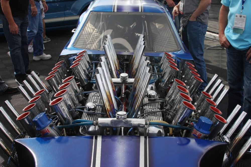medium resolution of  gary weckesser mach iv four engine mustang011