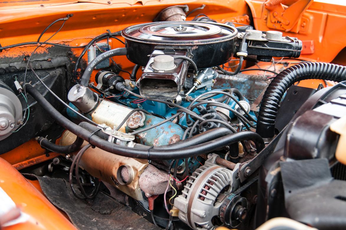 hight resolution of dodge powerwagon 1978 omaha orange019