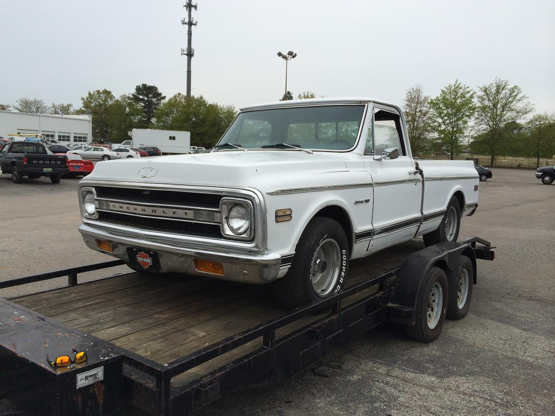 hight resolution of project cheap 10 how to build a gear jamming budget minded classic c10 in a month with our pals at american powertrain