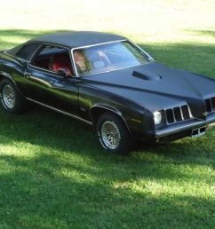 ebay find this 1973 pontiac grand am has a 400ci v8 and the lightning rods [ 1600 x 1200 Pixel ]