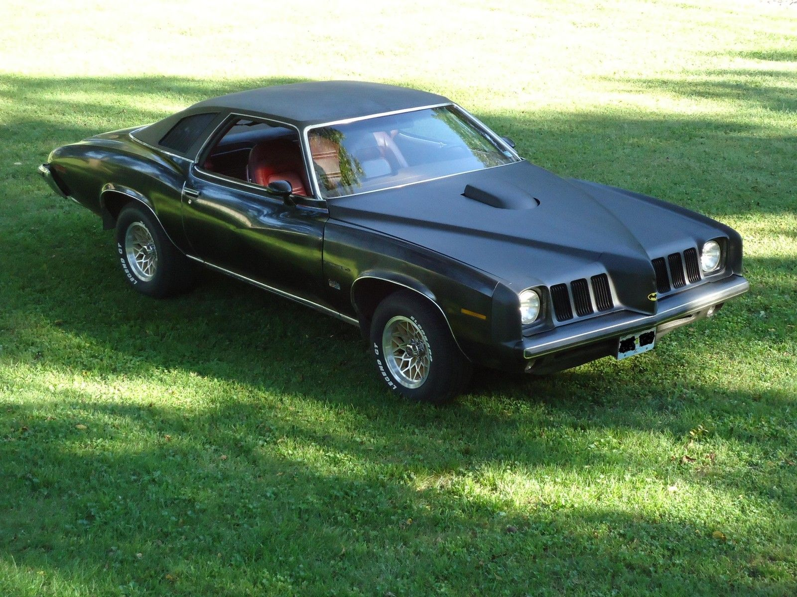 hight resolution of ebay find this 1973 pontiac grand am has a 400ci v8 and the lightning rods