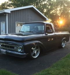 no this is the truck you should be buying this black friday 1961 ford f100 [ 1600 x 1200 Pixel ]