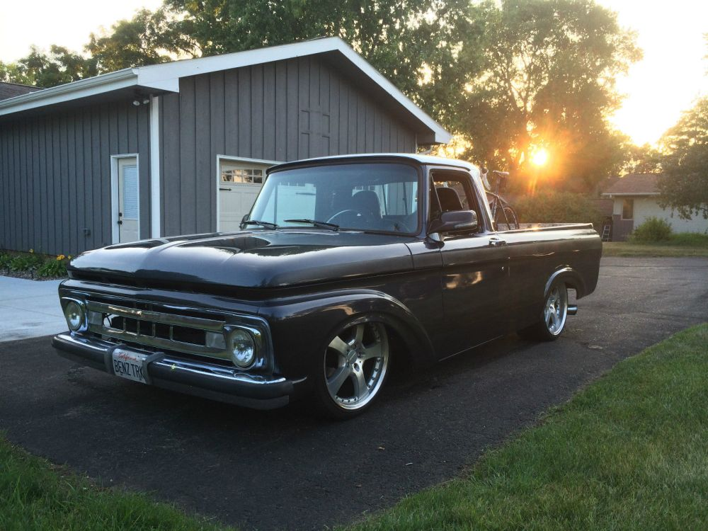 medium resolution of no this is the truck you should be buying this black friday 1961 ford f100