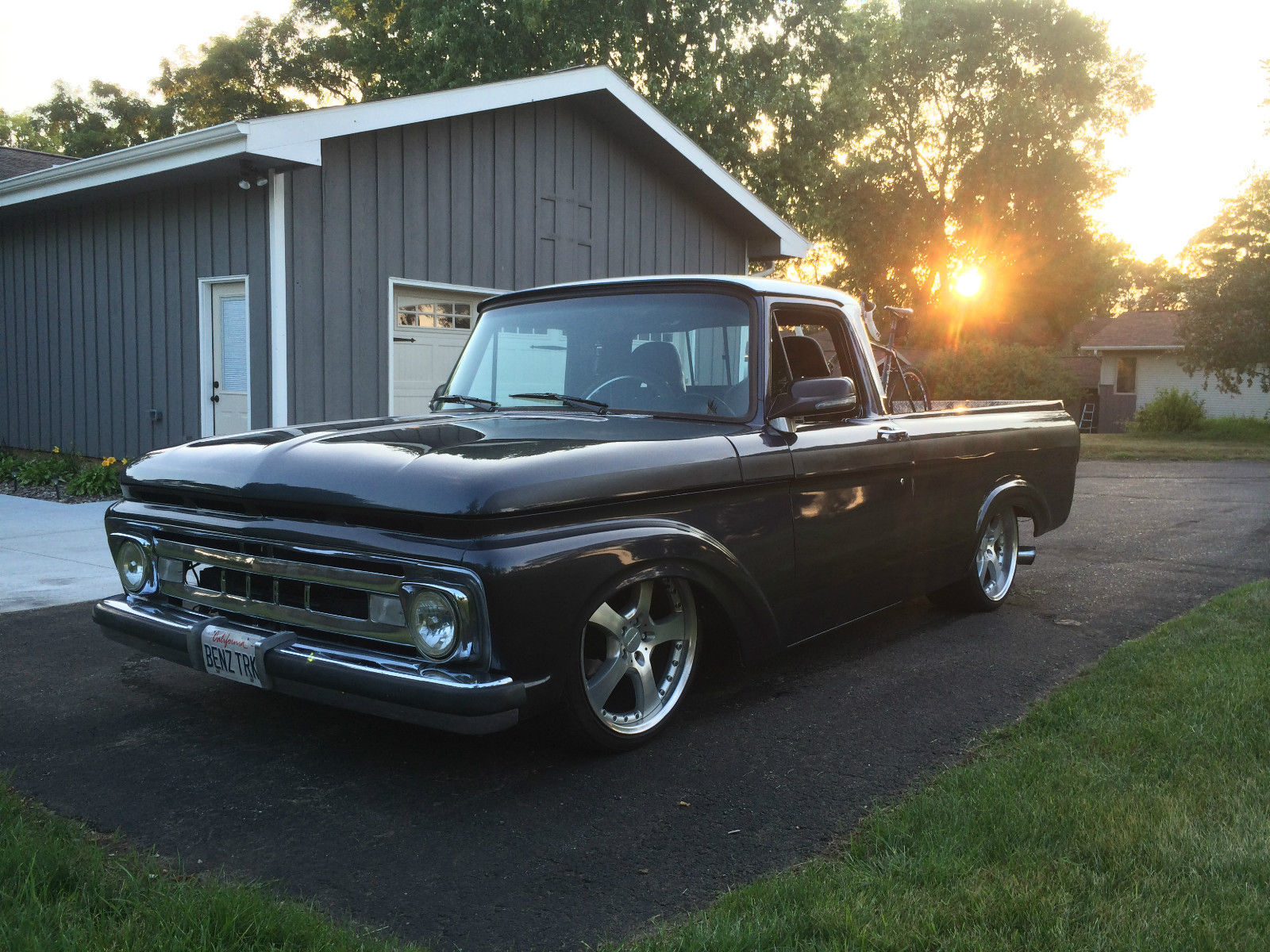 hight resolution of no this is the truck you should be buying this black friday 1961 ford f100