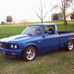 Bangshift Com What Would You Do With This Chevy Luv If It Showed Up In Your Driveway Bangshift Com