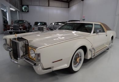 1972 Lincoln Mark 4 For Sale