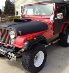 this 1976 jeep cj7 was built to be a street and dune killer is it [ 1600 x 1200 Pixel ]