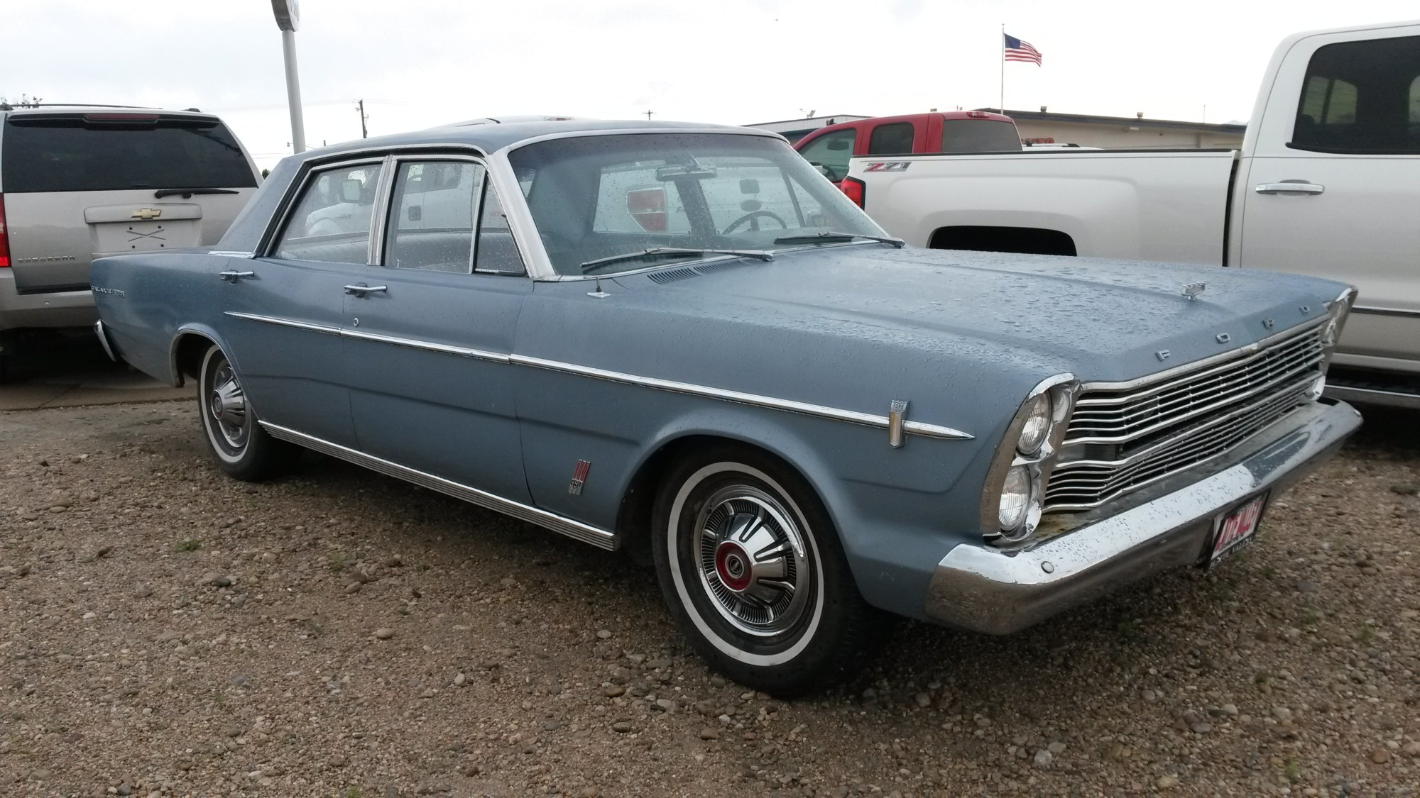 hight resolution of this 1966 ford galaxie 500 was just traded in to a dealership interested