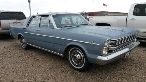 small resolution of this 1966 ford galaxie 500 was just traded in to a dealership interested