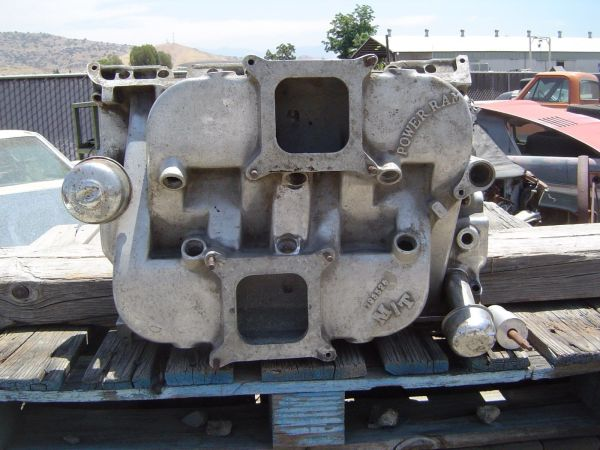 20+ Ford Cross Ram Intake Pictures and Ideas on Weric