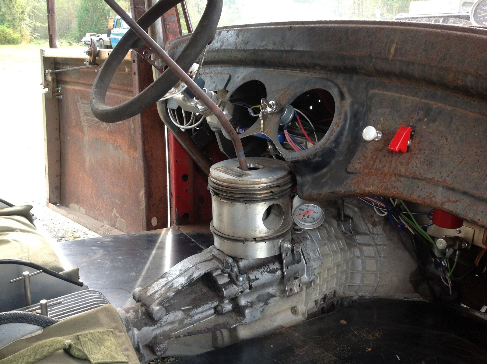 Chevy Truck Blower Wiring Bangshift Com Wow This Is One Crazy International
