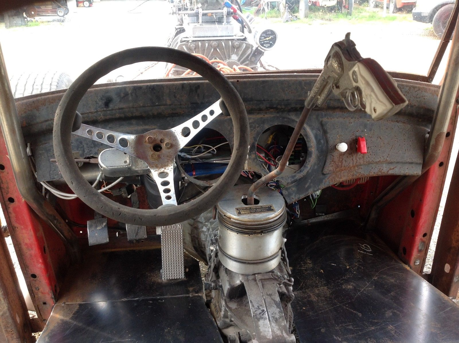 1936 Ford Wiring Harness Bangshift Com Wow This Is One Crazy International