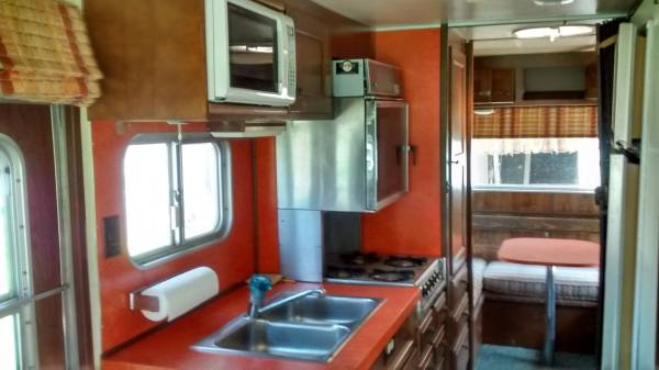 This 1978 Barth Motorhome Is Big Block Powered Greatness