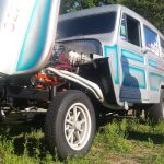Bangshift Com This 1962 Willys Wagon Gasser Is For Sale
