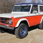 Bangshift Com Rare 1975 Denver Bronco Themed Ford Bronco For Sale