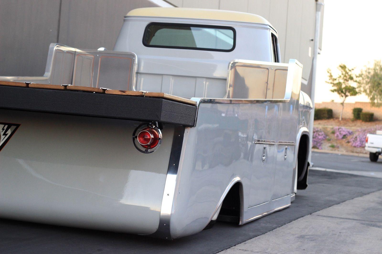Max Grundy Designed Truck For Sale On EBay