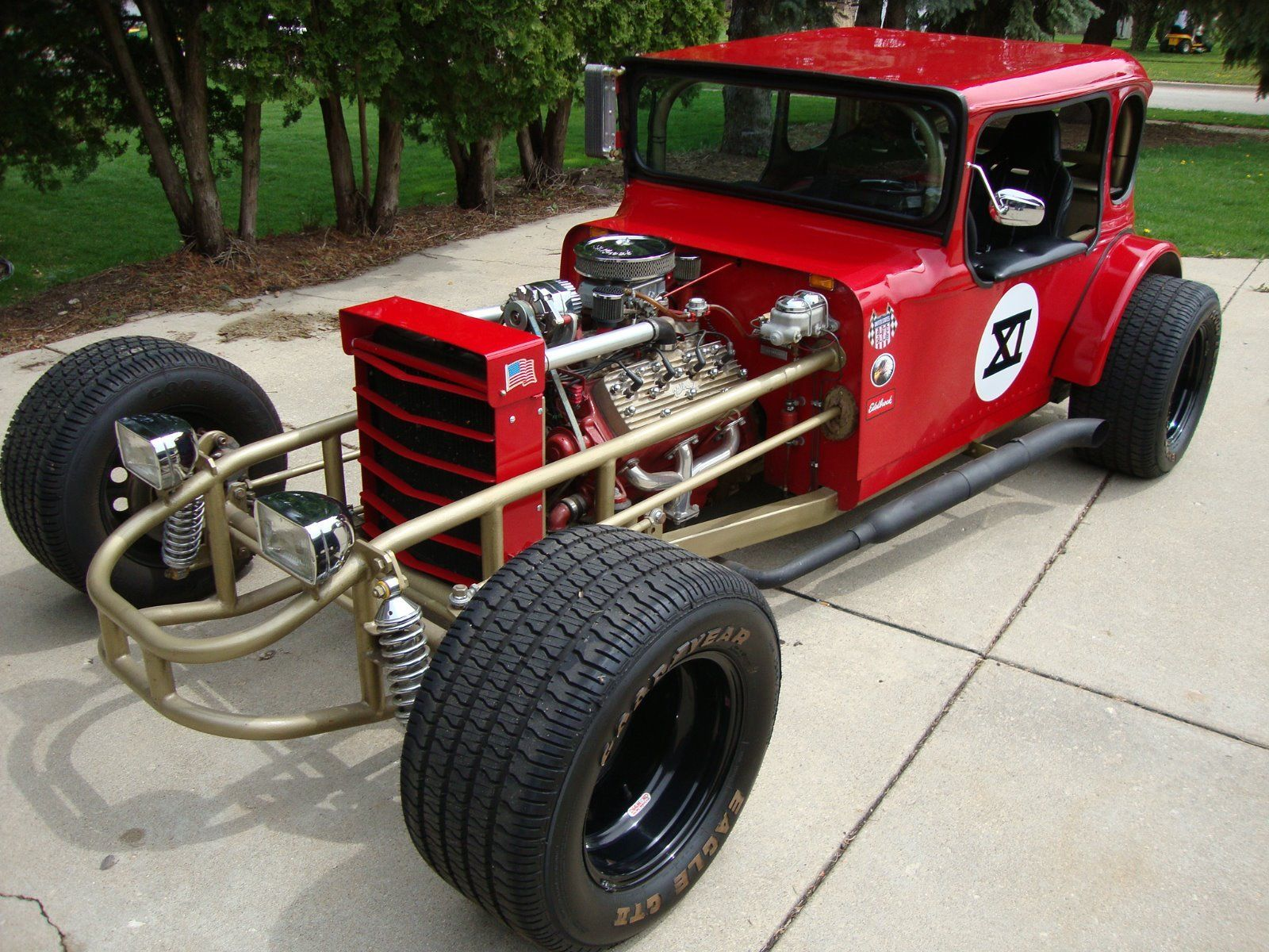 hight resolution of this custom built street modified coupe is different flathead powered and awesome