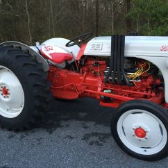 Ford 8n Tractor Photosynthesis Step By Diagram Bangshift 1952