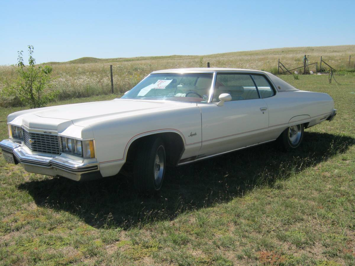 hight resolution of and patriotic this 1974 chevrolet impala spirit of america