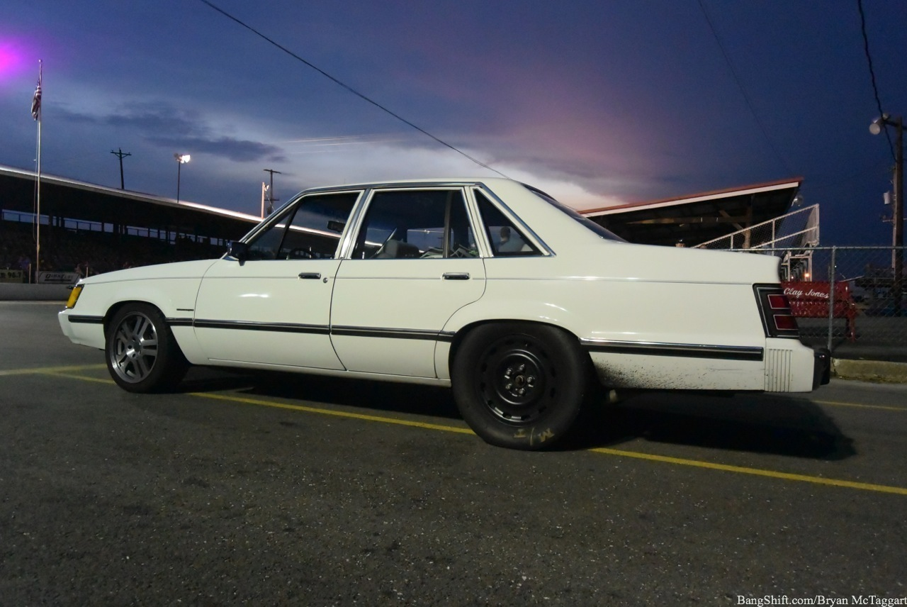 hight resolution of plain wrapper a nitrous infused ls swapped 1984 ford ltd street strip