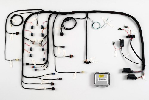 small resolution of howell efi is your source for engine transplant wiring harnesses tons of applications