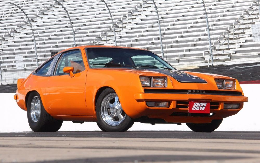 medium resolution of money no object this sweet 1977 chevrolet monza is the most wild do it all car we ve ever seen