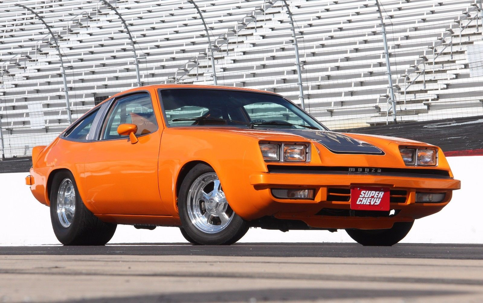 hight resolution of money no object this sweet 1977 chevrolet monza is the most wild do it all car we ve ever seen