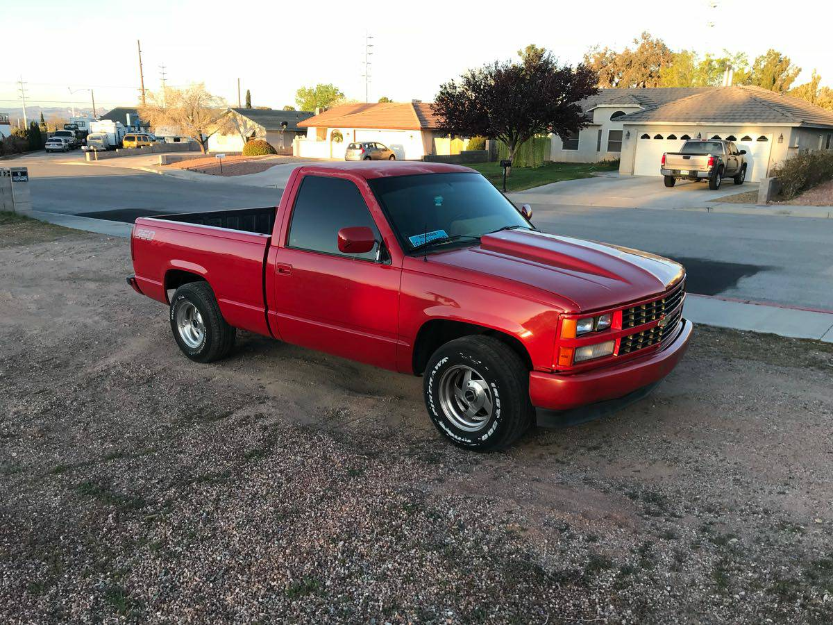 hight resolution of rough start a 1989 chevrolet c1500 is always a good choice