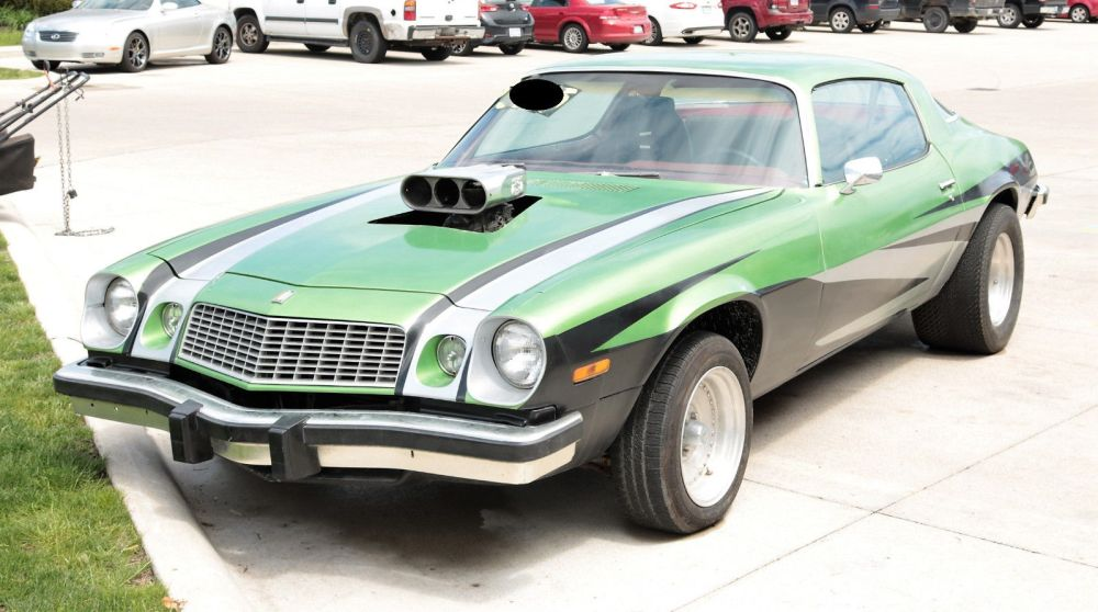 medium resolution of if cars could talk this 1976 chevrolet camaro would be telling all sorts of stories
