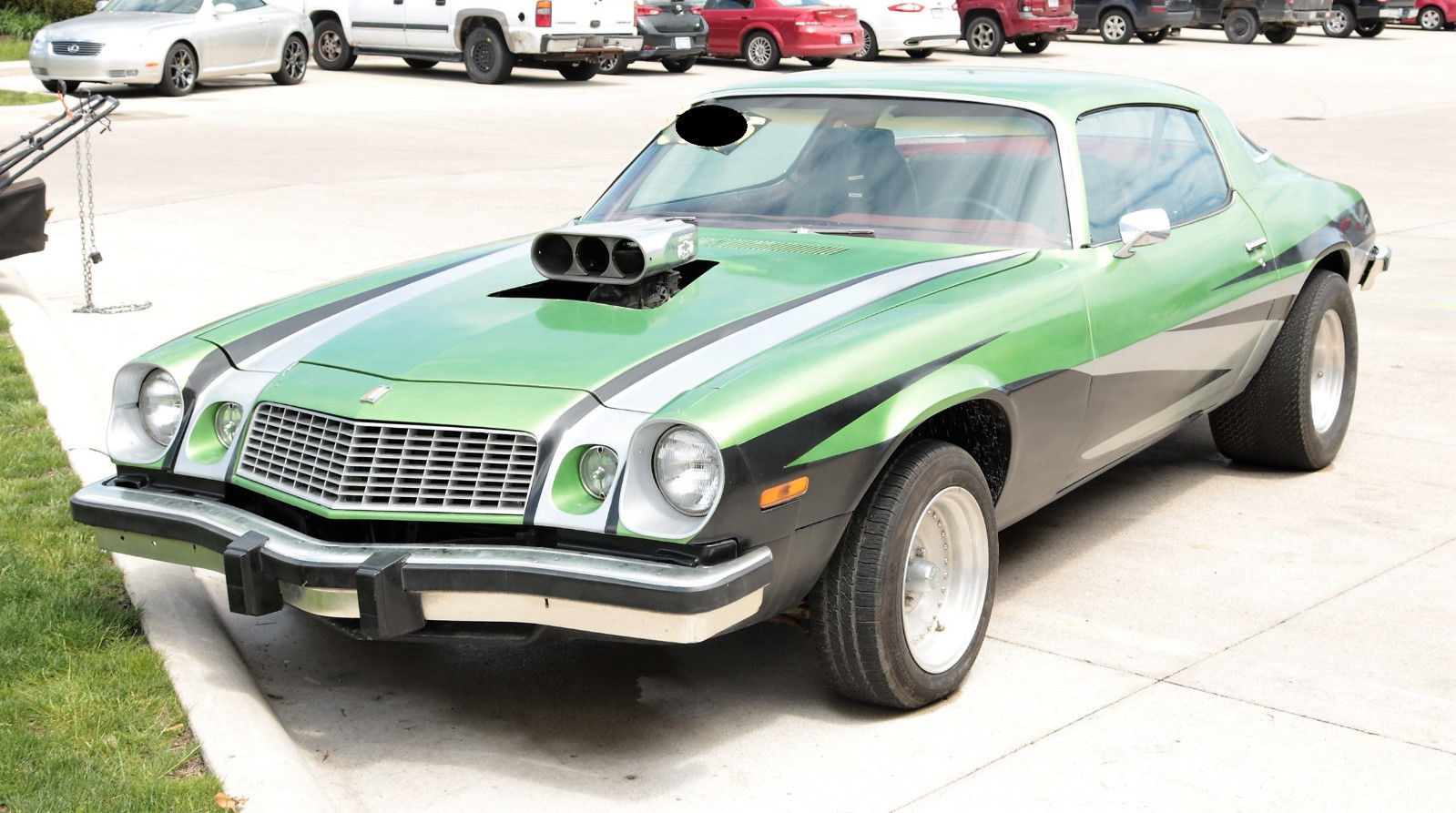hight resolution of if cars could talk this 1976 chevrolet camaro would be telling all sorts of stories