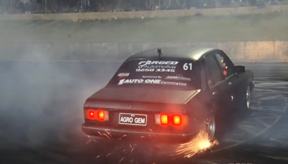 medium resolution of blown to a t a holden gemini with a screaming six rips it up at motorvation
